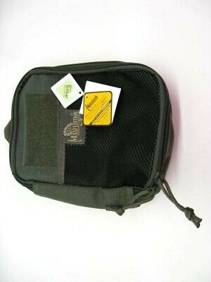 MAXPEDITION Foliage Green Beefy POCKET ORGANIZER Carry Pouch Bag! 0266F