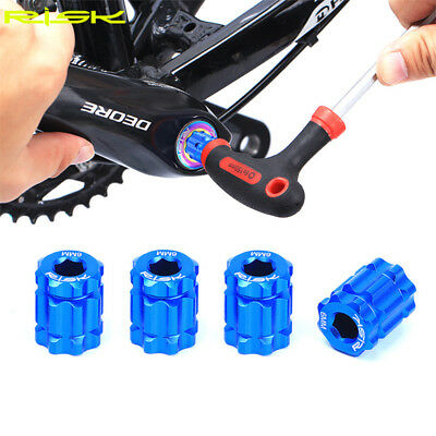 New Alloy Crank Installation Tool For Remove&Install Crank Arm Adjustment Cap