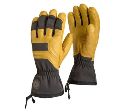 Black Diamond Pro Series Patrol Glove Durable Leather