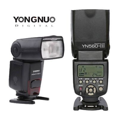 Yongnuo YN560 III Flash for Canon Nikon Pentax Olympus Fit RF-602/603 YN-560 III