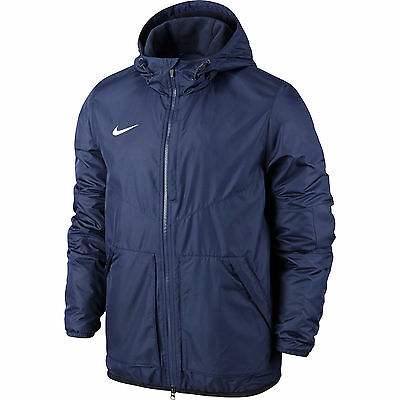 FOOTBALL TEAM JACKET NIKE TEAMWEAR RANGE ADULTS S to XL SIZES NAVY SAVE $40