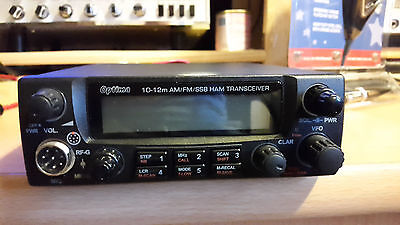 Optima mark 3 ssb radio