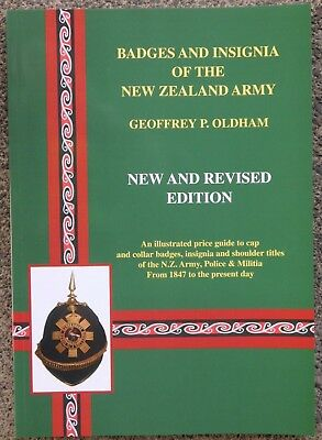 Badges and Insignia of the New Zealand Army