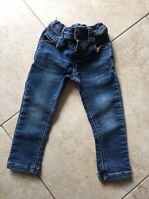 Great Pair Of Boys Skinny Jeans By Next, Age 1.5/2 Years!