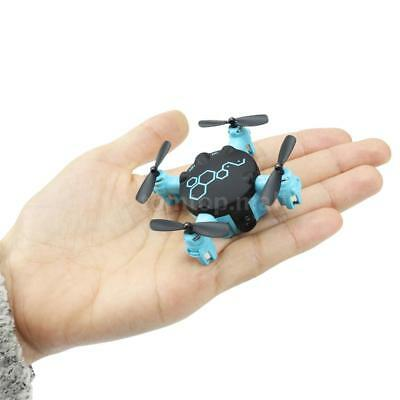 FQ777 FQ04 Mini Pocket Drone with Camera Headless Mode RC Quadcopter RTF J7W7