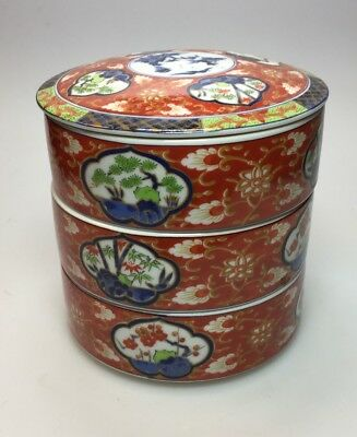 Chinesische Porzellan Stapelschalen-Bonsai-Chinese Porcelain Stacking Bowls