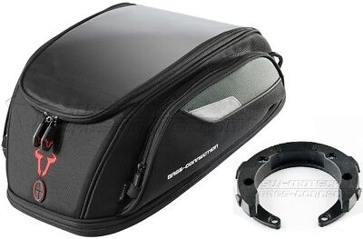 Honda CB900F Hornet BJ 02 Bis 05 Quicklock EVO Sport Motorcycle Tank Bag Set