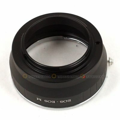 Canon EF-EOS M Mount Adapter Ring for EF EF-S Lens to EF-M EOS-M Digital Camera