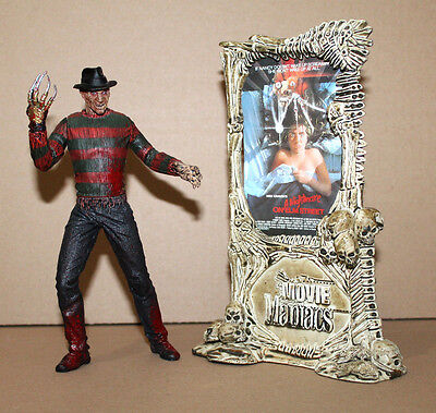 McFarlane Freddy Krueger A Nightmare on Elm Street Movie Maniacs Action Figure