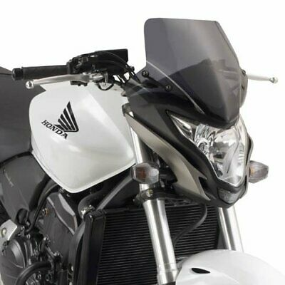 Screen Specific Smoked GIVI A1102 for Honda Hornet 600 ABS - 2012