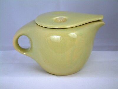 vintage Russel Wright China by Iroquois AD after dinner coffee pot older mark