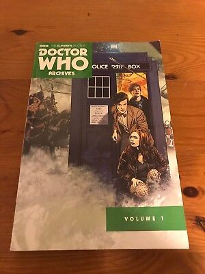 The Eleventh Doctor Doctor Who Archives
