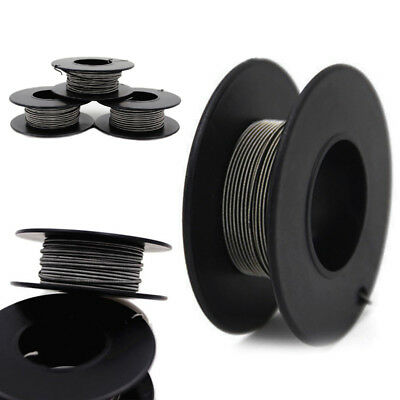 5m roll Alien Clapton Wire heating wire for RDA RBA Rebuildable vape Coil AR6