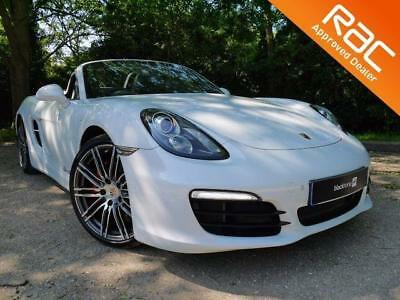 Porsche Boxster S 3.4 ( 315bhp ) PDK FINANCE EXAMPLE ONLY