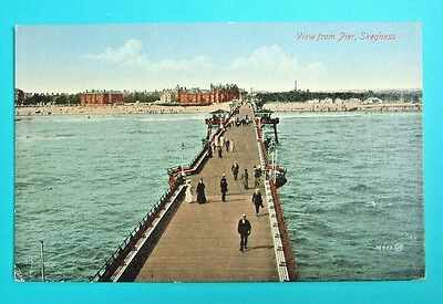 View from Pier, Skegness (Valentine's Series) -  c1910