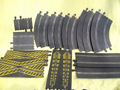Scalextric / Hornby Track 16 Pieces Assorted