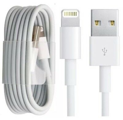Charging & Data Cable Compatible With Apple iPhone 6S 5 S C SE Plus 7 SE 2m Long
