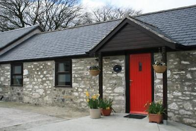 SELF CATERING 4-star COTTAGE - SNOWDONIA: 27th - 30th October  2017 (3 nights)