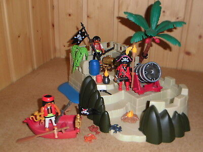 Playmobil * Piratenfestung Super Set * TOP aus 4007
