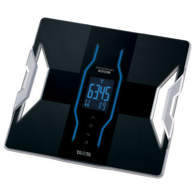 Tanita Innerscan Body Composition Monitor Weighing Scale Digital Black Compact