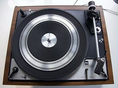 Dual 1219   vintage record player