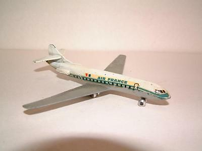 CIJ #SE210 made in France scale 1/300 CARAVELLE AIR FRANCE