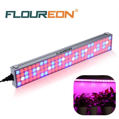 60W Led Grow Light Lámpara Luz Panel Hidropónica Cultivo Interior Vegatal Planta