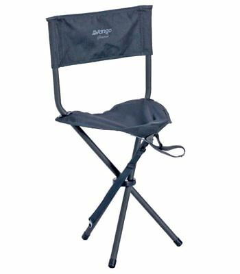 Vango Ormond 2 Folding Tripod Stool Camping Fishing Outdoors Compact Chair