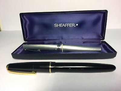 Sheaffer And Conway Stewart Fountain Pens