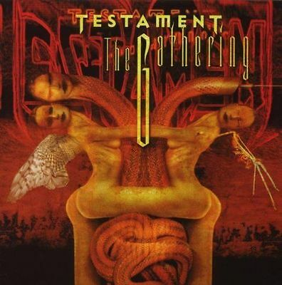 Testament The Gathering Brand New Sealed Cd