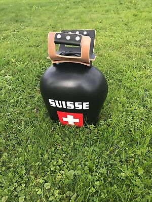 Unique giant Swiss COW BELL