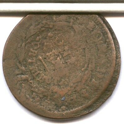 1837 Hard Times Token * Vastly Oversize * Possible Trial Piece, Pattern, Error
