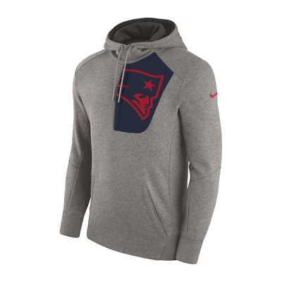 Nike NFL New England Patriots Fly Fleece CD PO Hoodie