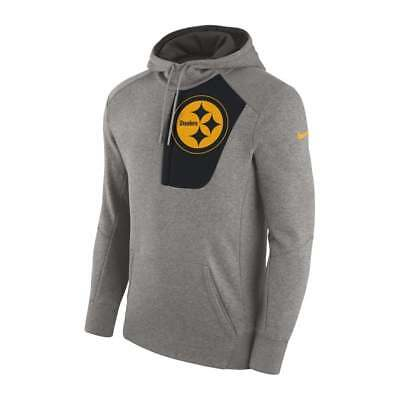 Nike NFL Pittsburgh Steelers Fly Fleece CD PO Hoodie