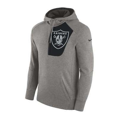 Nike NFL Oakland Raiders Fly Fleece CD PO Hoodie