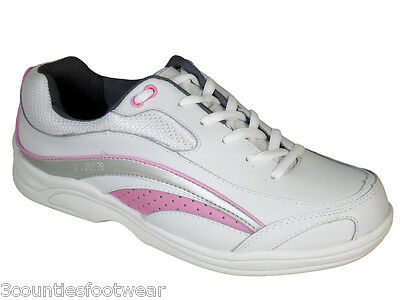 Henselite Dawn Excel Ladies Lawn Bowls  Shoe LIGHTWEIGHT
