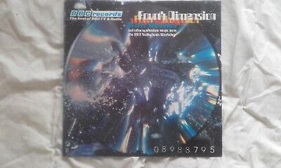 Fourth Dimension The Bbc Radiophonic Workshop Lp Stereo Red 93 S
