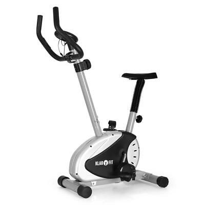 Klarfit Mobi Basic 20 Exercise Fitness Bike Trainer & Digital Heart Rate Monitor