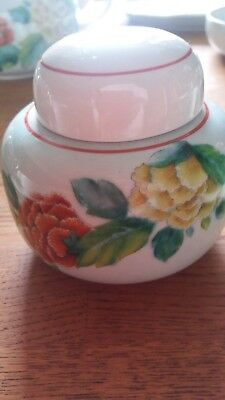 Villeroy & and Boch T'CHOU - sugar bowl Collectable Jade Ming Colour Chinese Pat