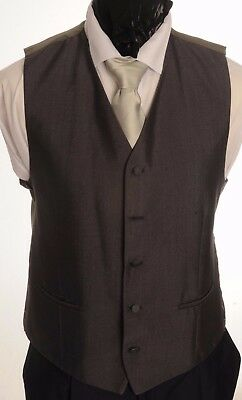 Mj-210 Mens/boys Waistcoat To Make It A Three Piece Suit