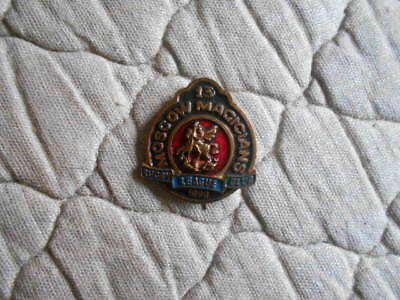 Moscow Magicians Rugby League Club 1990 Badge