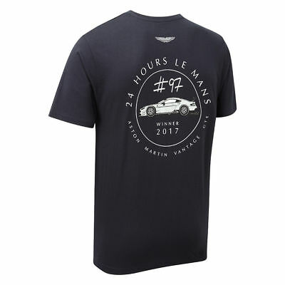 Aston Martin Racing Team #97 Le Mans Winning T-Shirt  -All Sizes-Free Uk Ship