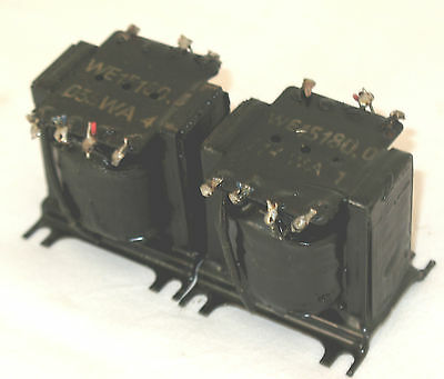 2 Philips output Transformer SE Tube Amp  ECL82 EL84 Typ WT15180
