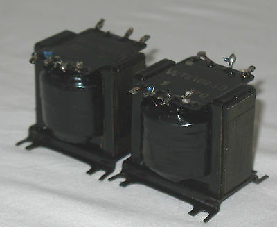 2 Philips output Transformer SE Tube Amp  ECL82 EL84 Typ WT5101960