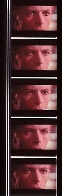 The Man Who Fell to Earth David Bowie 35mm Film Cell strip very Rare m83