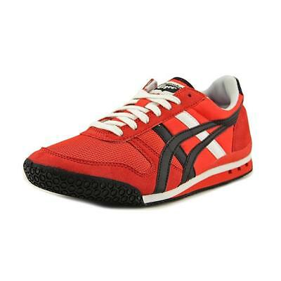 Onitsuka Tiger  Ultimate 81 Unisex Fiery Red/Black Shoes