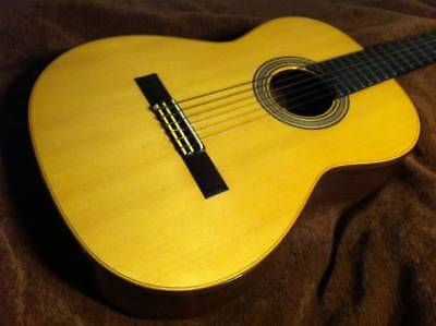 RYOUJI MATSUOKA MH-200 Classical Guitar 630mm Excellent condition Used Rare