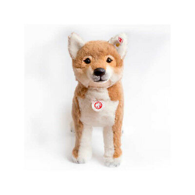Steiff Japan Asian 1500 limited dolls Japanese Dog SHIBA-INU Shiba 31cm rare new