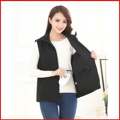 USB  5V Battery Heated Vest for Male and Female (Battery not included )