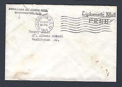 mjstampshobby 1944 US Diplomatic Mail Nice (Lot2279)